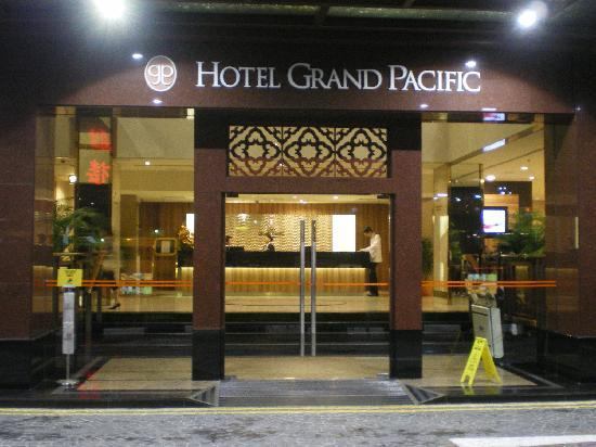 Grand pacific singapur picture of grand pacific hotel for Pacific grand