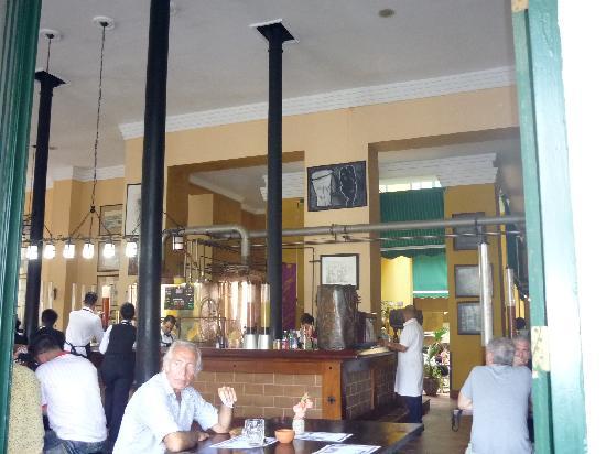 Plaza Vieja : Cerveza casera