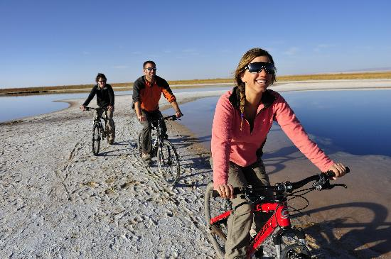 Explora Atacama - All Inclusive: explora Atacma - Cycling explorations