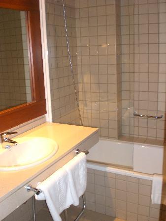 Hotel Saliecho : Baño