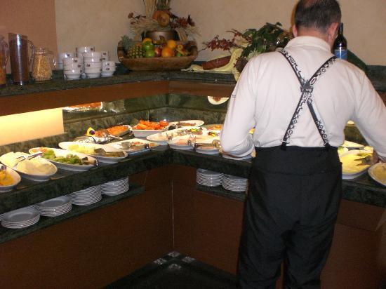 Hotel Saliecho : Desayuno