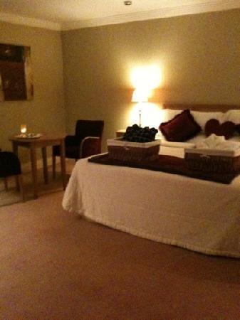 Castle Hotel and Leisure Centre : bridal suite