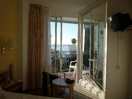 Beverly Park Hotel: Room with sea view