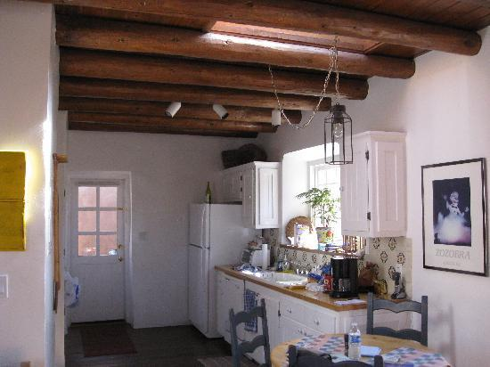 Campanilla Compound: Kitchen