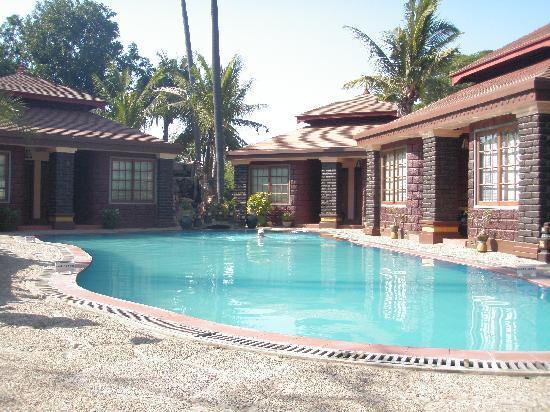 Bagan Princess Hotel : Hotel Pool