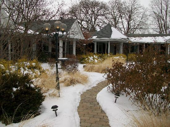 The Mount Vernon Inn: Winter Garden, MountVernon Inn