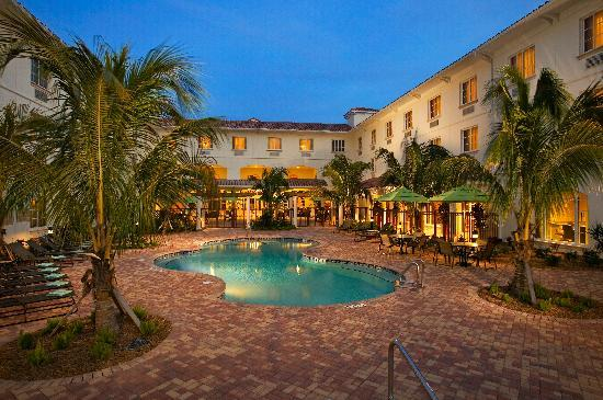 Hilton Garden Inn at PGA Village / Port St. Lucie: BEAUTIFUL! LOVE IT!