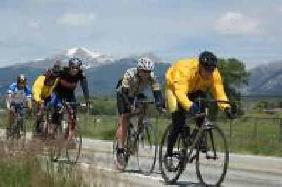 Salida, CO: Cycling to Buena Vista