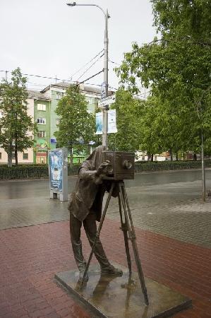 Perm, Rosja: вторая часть - фотограф