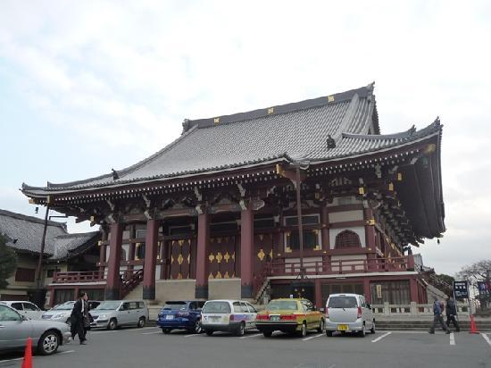 Ota, Japan: 大堂