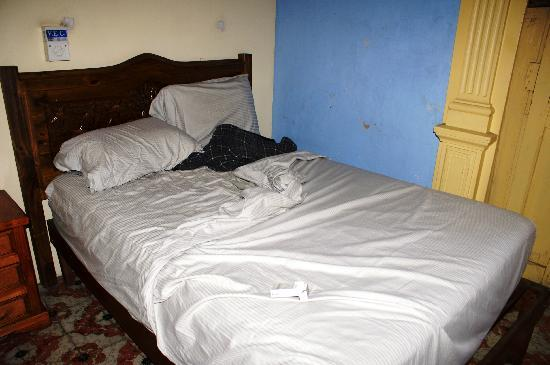 Hostal Zocalo: The room