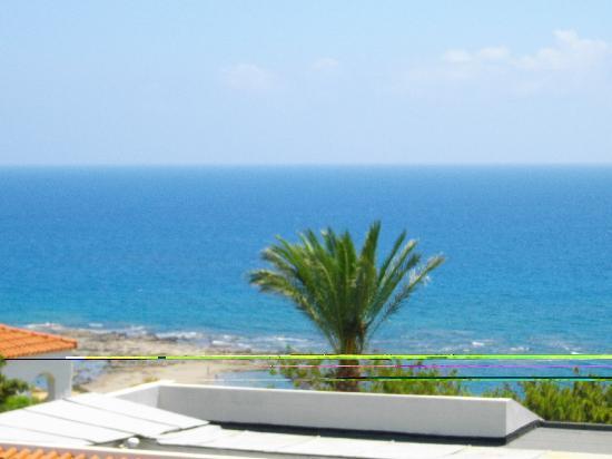 Rodos Princess Beach Hotel: vista dalla nostra stanza