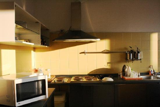 Hotel Residence Zumbini 6: Spazi comuni: la cucina