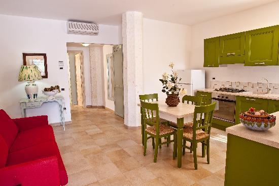 Residence Ombraverde : interno appartamento