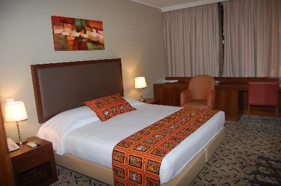 Skyna Hotel Luanda : Room