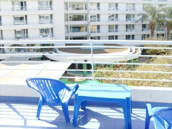 Club Hotel Eilat: balcony