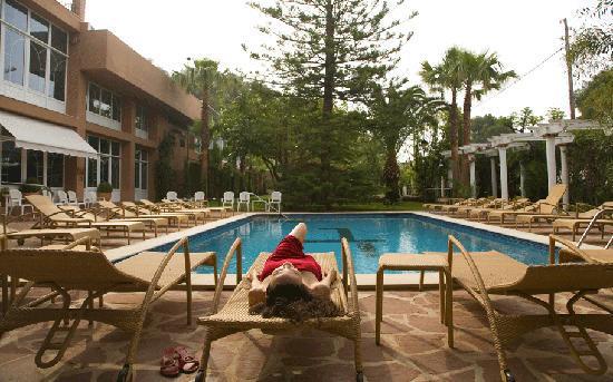 Thalasso Hotel El Palasiet: Relax en el hotel termas marinas El Palasiet
