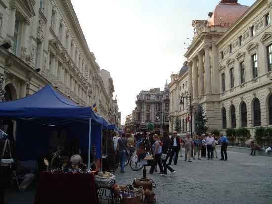 Hotel Bucarest Centro Storico