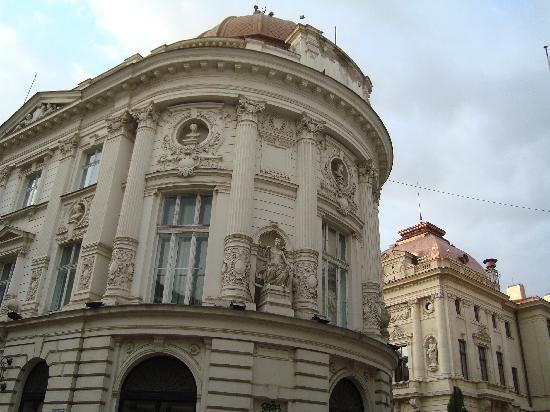 Bükreş, Romanya: Palazzo nel centro vecchio