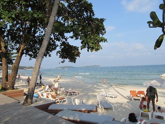 Buri Rasa Village Samui: beach