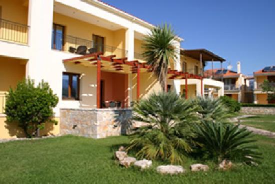 Naupactus, Grecia: Hotel Garden