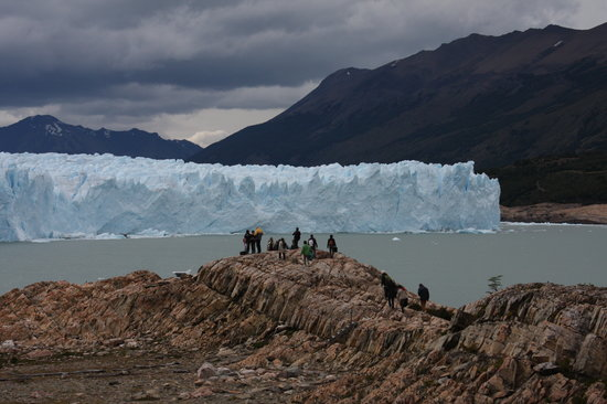 El Calafate, Argentina: *
