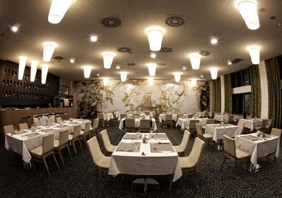 Levice, Slovakiet: Restaurant