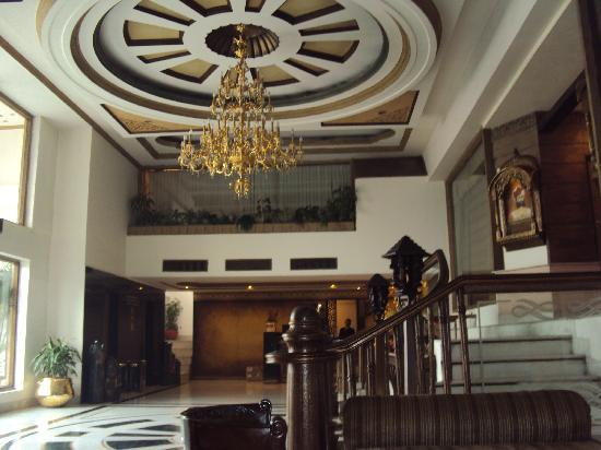 Hotel Maharaja Regency: hall