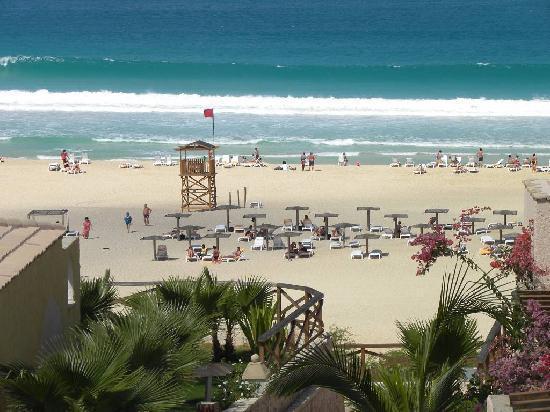 Iberostar Club Boa Vista: vue du balcon de la chambre