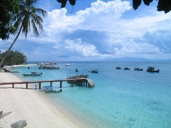 Perhentian Tuna Bay Island Resort: Perhentian island 1
