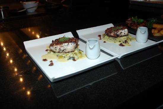 Boucan Restaurant & Bar by Hotel Chocolat: Cacao Cuisine