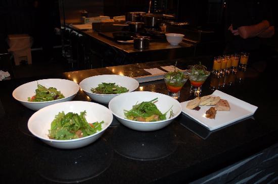 Boucan Restaurant & Bar by Hotel Chocolat: Starters