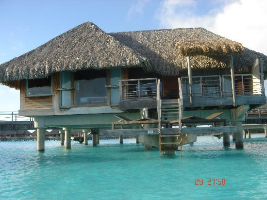 InterContinental Bora Bora Resort & Thalasso Spa: la nostra villa....