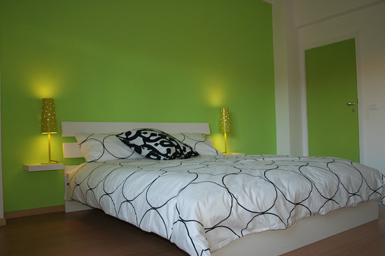 B&B Stay at Rome: Glamour room