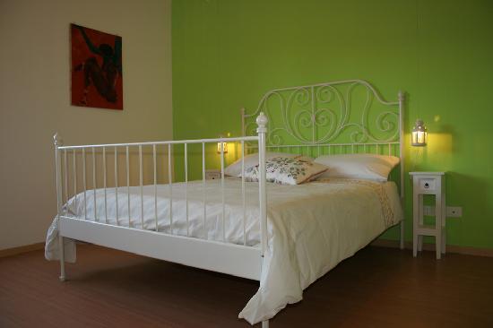 B&B Stay at Rome: Romantic room