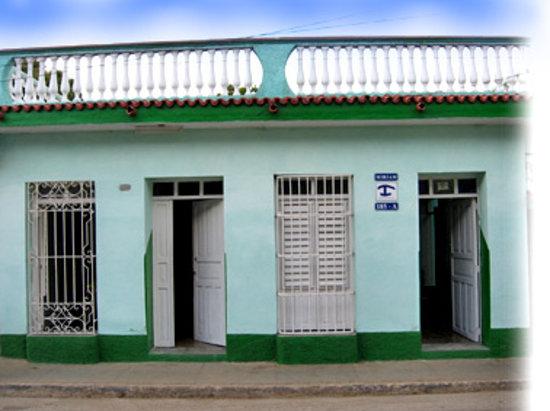 Casa de Miriam: Fachada