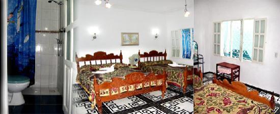 Casa de Miriam: Habitación