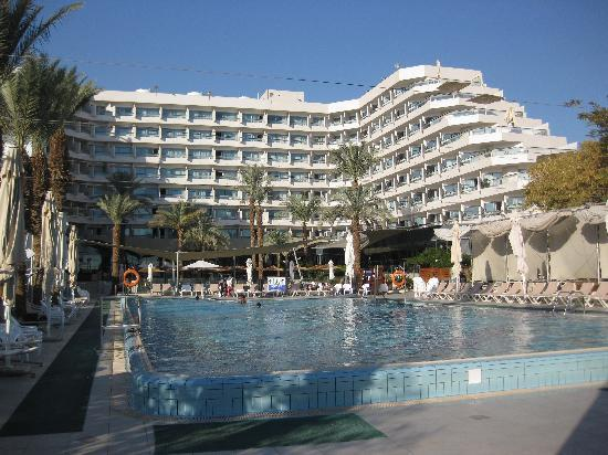 Rimonim Eilat : Balconies facing the sea