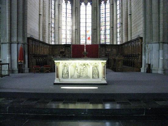 Abbaye de Val-Dieu : Basilika
