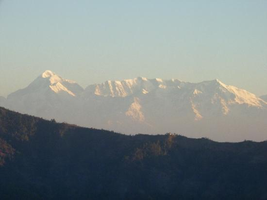Soulitude in the Himalayas: Photo from the hotel