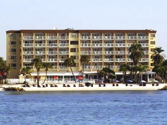 Wyndham Garden Clearwater Beach: Welcome to Paradise