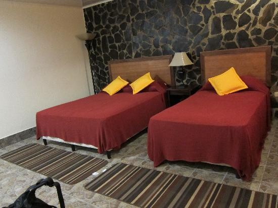 Hotel Mimos: Our room