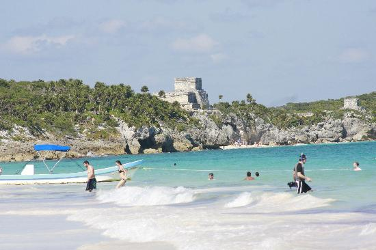 Itour Mexico: Tulum... by  the Beach