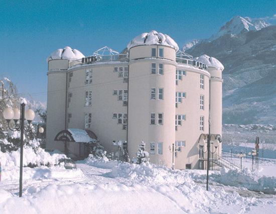 Hotel Etoile Du Nord Aoste