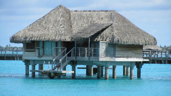 InterContinental Bora Bora Resort & Thalasso Spa: room