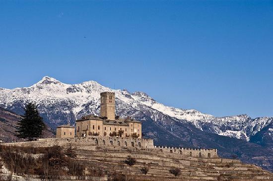 Castello Reale di Sarre