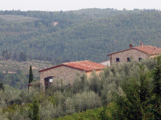 Relais Vignale: Classic Tuscan view