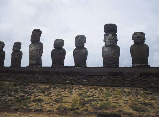 Easter Island, Chile: Rapa Nui National Park