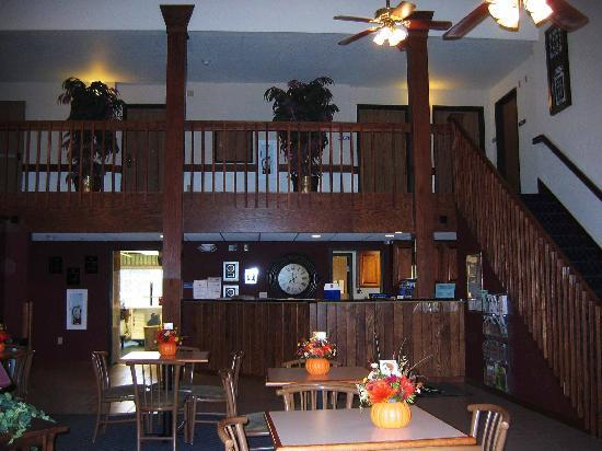 BEST WESTERN Stanton Inn: Hotel Lobby