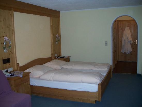 Hotel Erhart: chambre Erhart